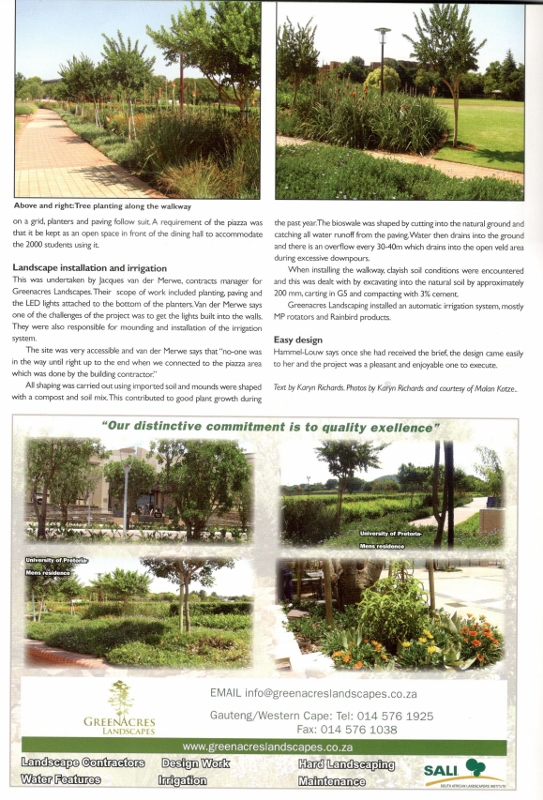 Landscape sa mar apr 2015 outline landscape architects for Landscape sa